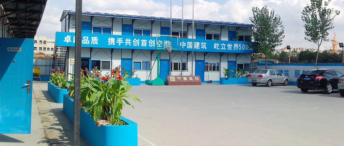 江苏三网融合工地采用双面彩钢酚醛板