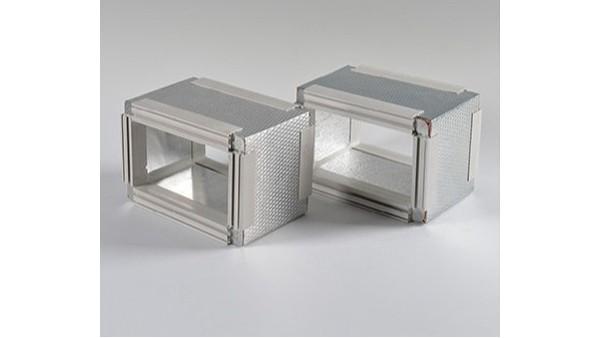 彩钢酚醛复合风管与其他复合风管的对比