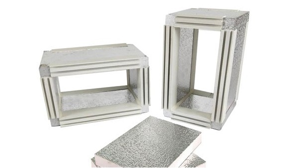 维沃保温酚醛彩钢复合保温风管施工工艺