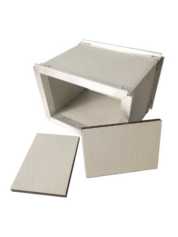 钢质隔热防排烟风管