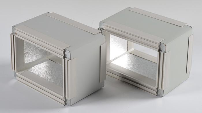 做中央空调工程,维沃提供酚醛复合风管板材一站式解决方案