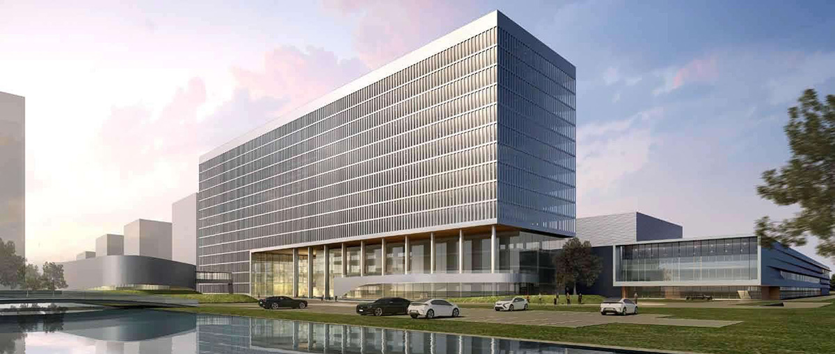 上海汽车公司采用5万双面彩钢酚醛板