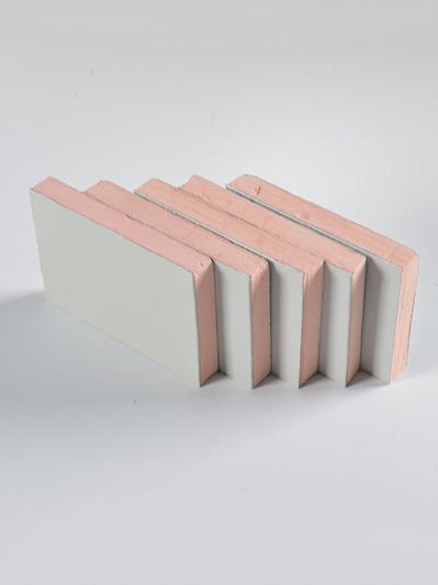 双面彩钢酚醛复合保温板